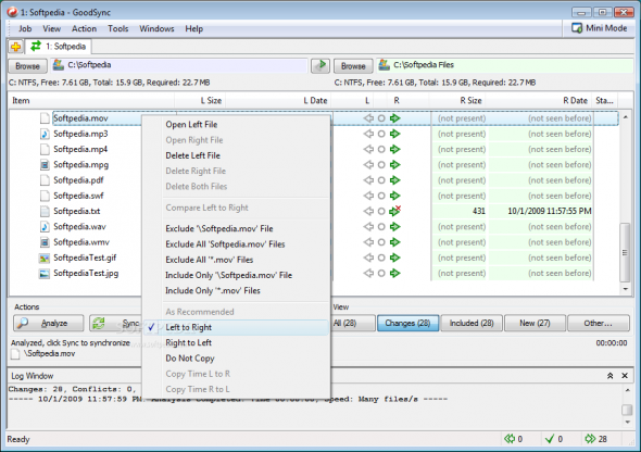 GoodSync Enterprise 8.6.6.6