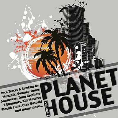 Planet House Vol 2 (2010)