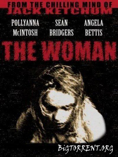 Женщина / The Woman (2011) DVDScr
