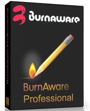 BurnAware Professional v 3.4 Portable