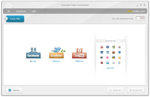 Freemake Video Downloader  2.1.7.0 Portable