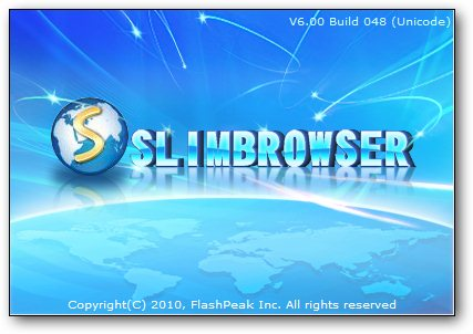 SlimBrowser  6.00 Build 048 Final