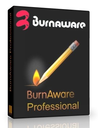 BurnAware Professional v 3.5 Final Portable